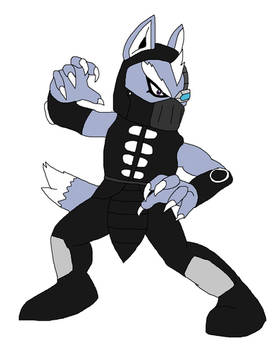 Wolf O'Donnel - Noob Saibot