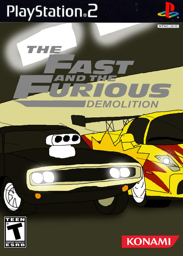 the fast and the furious game ps2