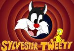 Sylvester and Tweety (Tom and Jerry Style)