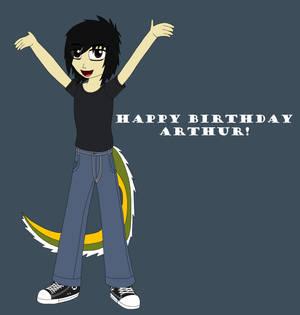 Happy Birthday, Arthur (2021)