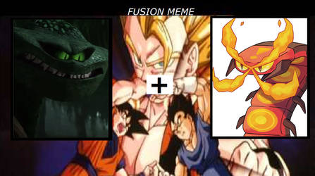 What If Fusion - Lutador and Centiskorch