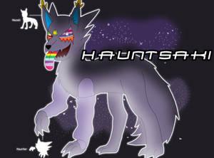 Fusion - Hauntsaki (Remake)