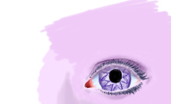 The all-seeing un-seeing eye by Kitsune-Sasurai