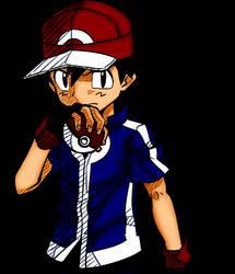 Ash by JacksBlacksART