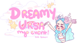 Dreamy Ursa MYO event .:CLOSED:. by jawlatte