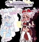 Day 29: Alice in Wonderland - CLOSED -