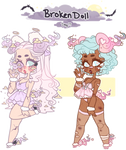 Day 17: Broken Doll - CLOSED -