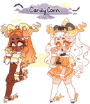 DAY 13: Candy Corn - CLOSED -