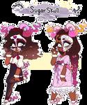 Day 07: Sugar Skull -CLOSED-