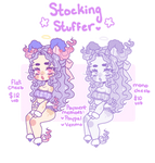 Stocking Stuffer Comms - OPEN -