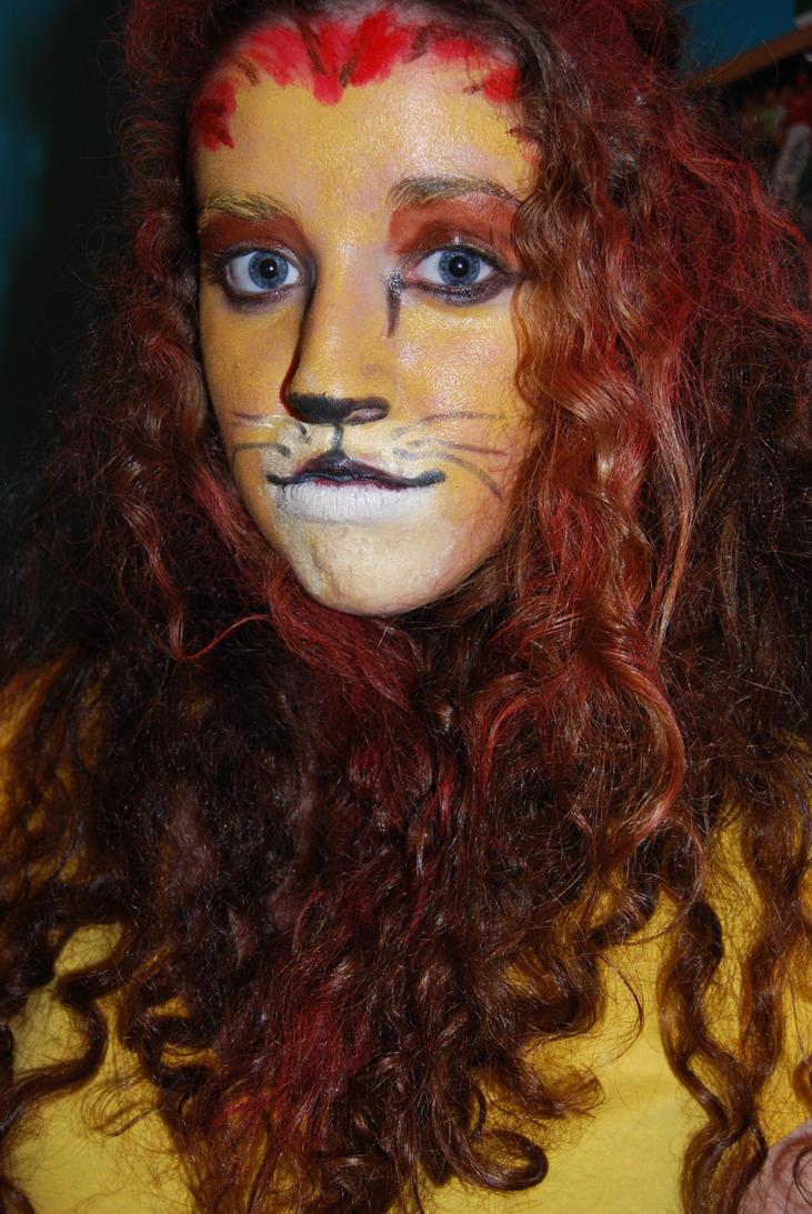 Mufasa Makeup By Renee Ne