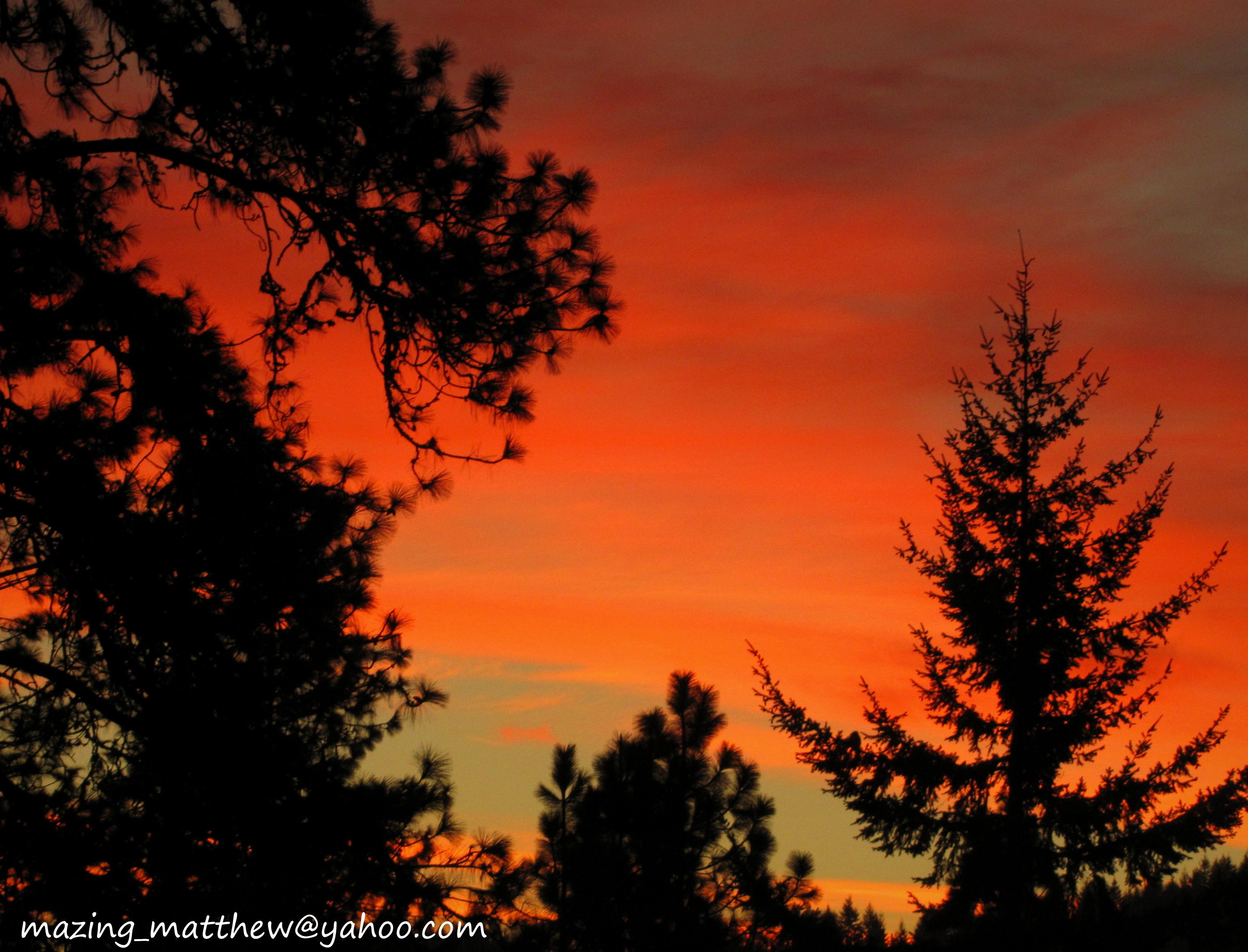 Sunrise 3 by mazingmatthew