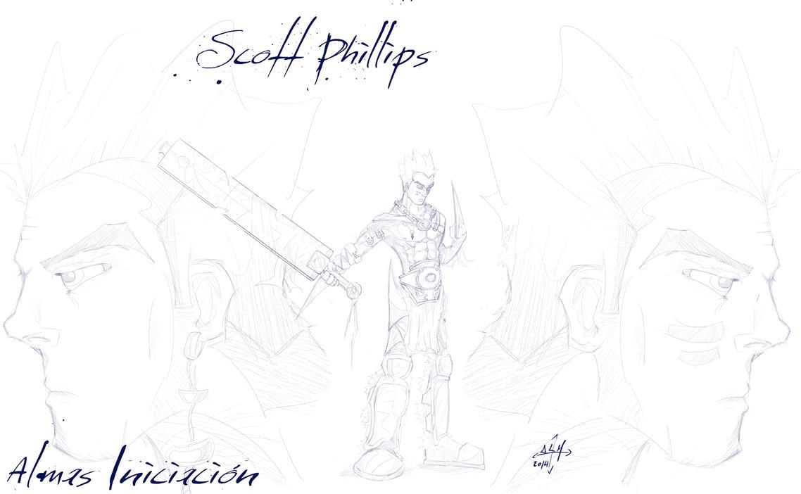 SCOTT PHILLIPS  V 2.0 by Aldocoketo