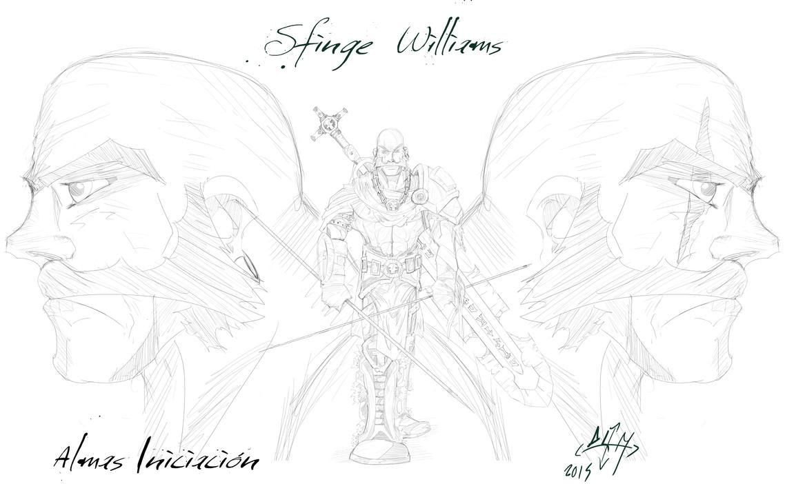Sfinge R2015 by Aldocoketo