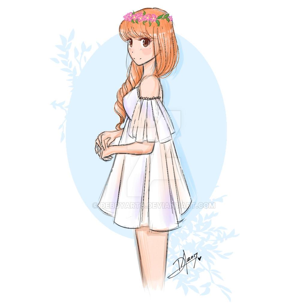 Spring by DebbyArts