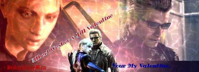 WxJ Your My Valentine.. by DeidaraClayMan