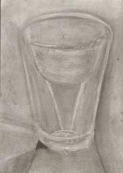 Charcoal Glass by KobyJones1