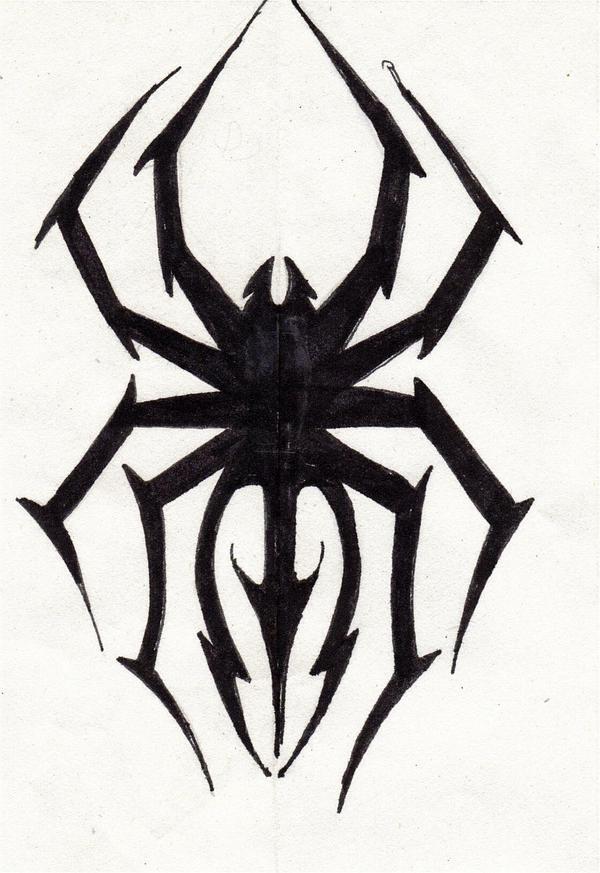 spider tattoo by TheSoulReaperReborn on DeviantArt