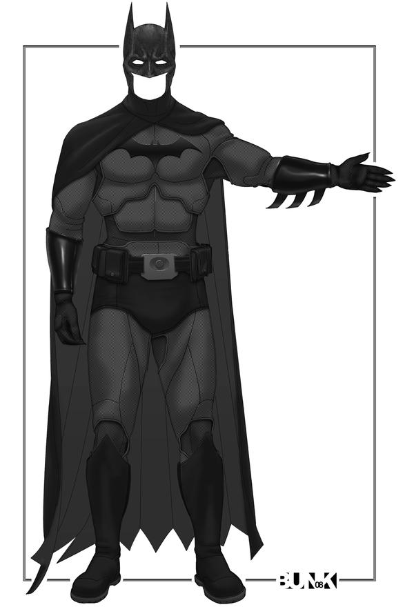 Final Batsuit I Swear by Bunk2