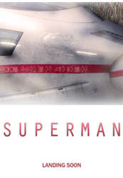 Superman Movie Promo