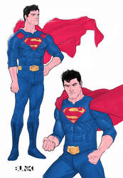 Superman Costumes