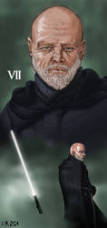Old Man Luke by Bunk2