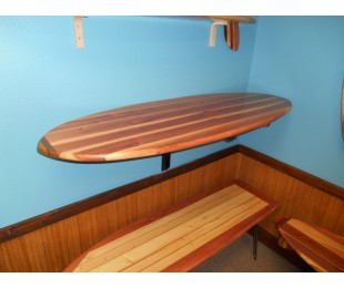 Use Surfboard Table For A Pleasant Look By Surfboards123 ...