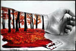 Eternal Autumn by EccedentesiArt