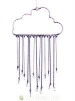 Storm Cloud Suncatcher