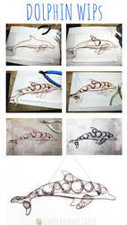The Making of the Wire Work Dolphin