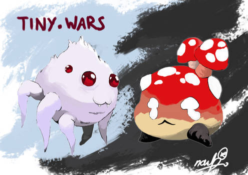 TinyWars - Art Contest by WinRoe