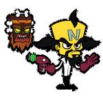Dr Neo Cortex and Uka Uka