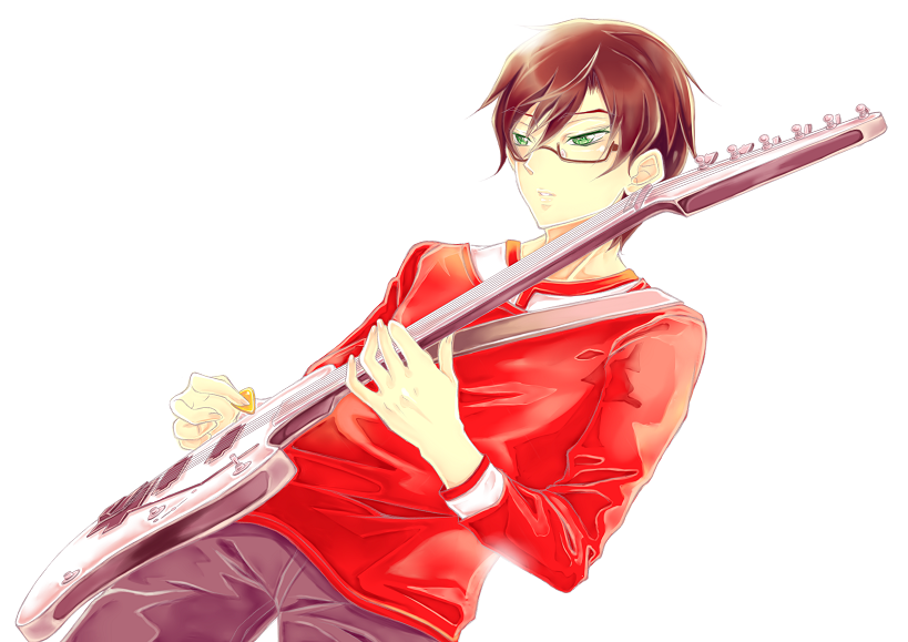 Haru Electric Guitar By Airibbon