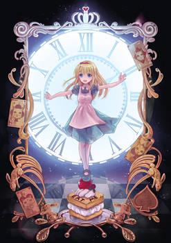 Alice in Cat Wonderland