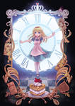 Alice in Cat Wonderland by airibbon