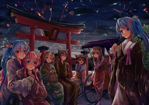 Miyajima 2019 New Year