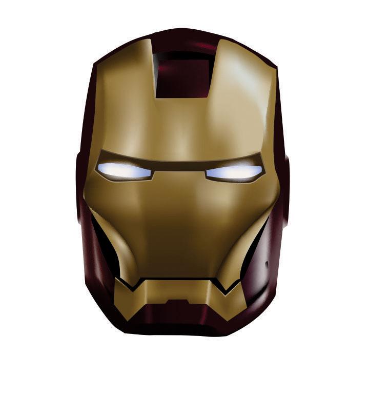 Iron Man Helmet Drawing Iron Man Helmet by Ugonna