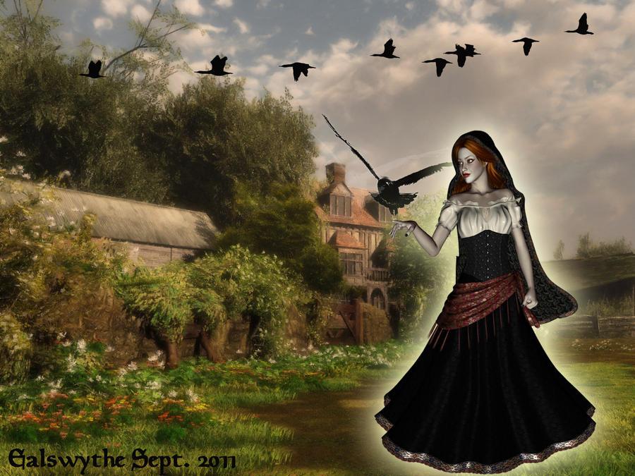 Black Magick by FaerieDanse