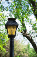 Lightpost in the day by NJM1112
