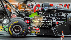 Fiery Twist - BIR NHRA2015