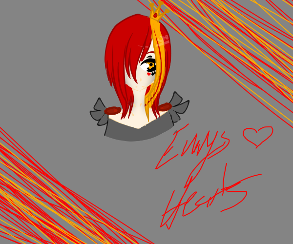 Emrys Heart (School of Good and Evil OC) by LynxessStudios