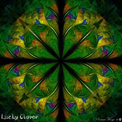 Lucky Clover by WyrdWolf