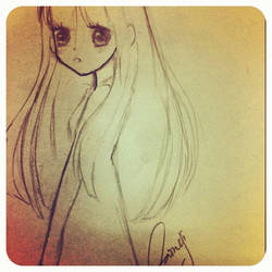 Simple sketch by ochaocha