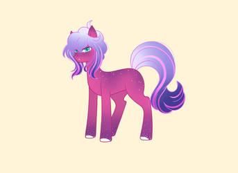 Crepuscular - Pinkie Pie x Luna