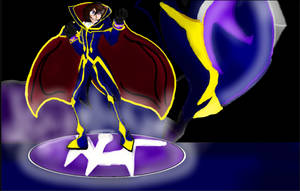Code Geass Lelouch of the Resurrection by Inquisiki