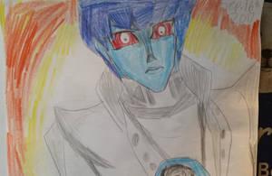 Humanized Thrawn's glare by Inquisiki