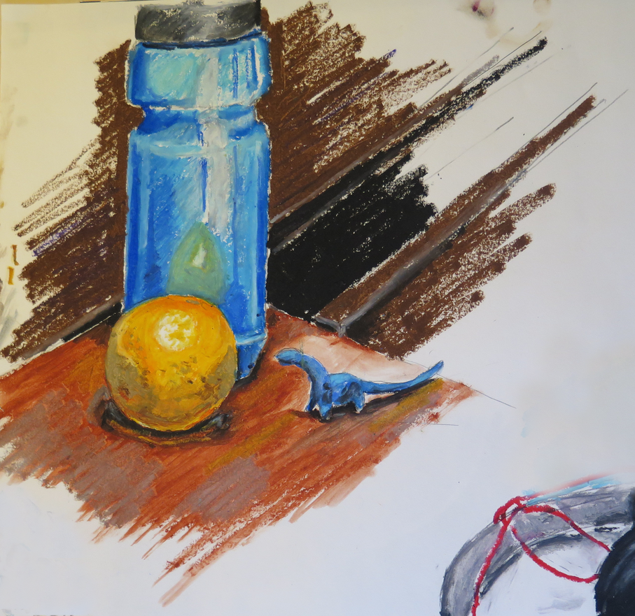 Still Life 3 by Zemie