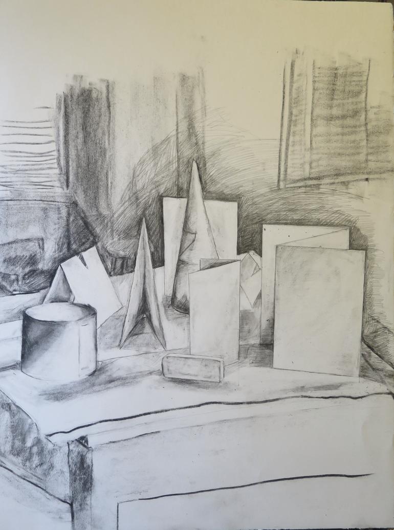 Paper City by Zemie