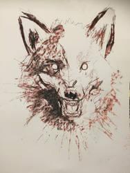 wolfman by Zemie
