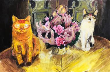 Meow by Zemie